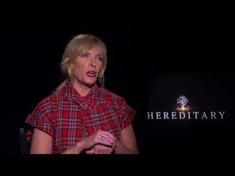 Hereditary - Toni Collette Interview
