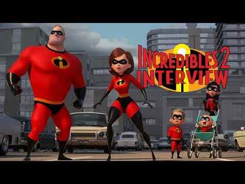 Incredibles 2 - Interviews
