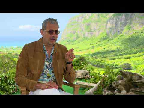Jurassic World: Fallen Kingdom - Jeff Goldblum Interview