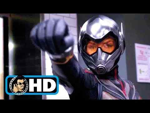 Ant-Man and the Wasp - Clip