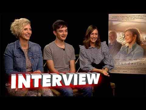 Boundaries - Shana Feste, Lewis MacDougall and Vera Farmiga Interview