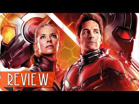 Ant-Man and the Wasp - Robert Hofmann Kritik Review