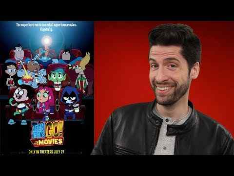 Teen Titans Go! To the Movies - Jeremy Jahns Movie review