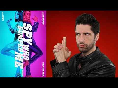 The Spy Who Dumped Me - Jeremy Jahns Movie review