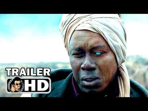 Five Fingers for Marseilles - trailer 1