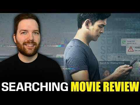Searching - Chris Stuckmann Movie review