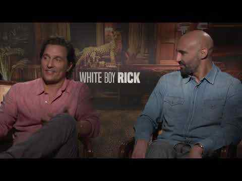 White Boy Rick - Matthew McConaughey & Director Yann Demange Interview