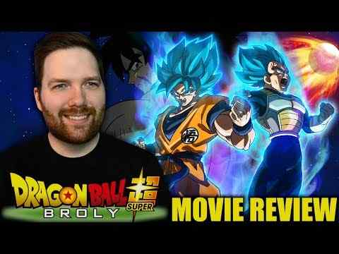 Doragon bôru chô: Burorî - Dragon Ball Super: Broly - Chris Stuckmann Movie review