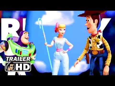 Toy Story 4 - trailer 2