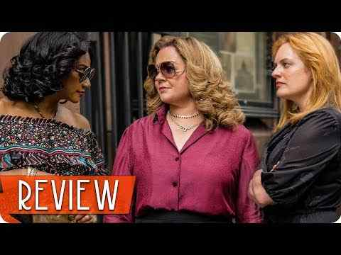 The Kitchen: Queens of Crime - Robert Hofmann Kritik Review