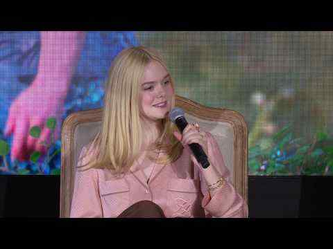 Maleficent: Mistress of Evil - Cast and Crew Press Conference Part 1