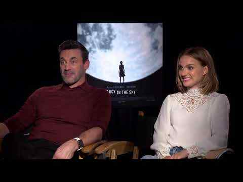 Lucy in the Sky - Natalie Portman and Jon Hamm Interview