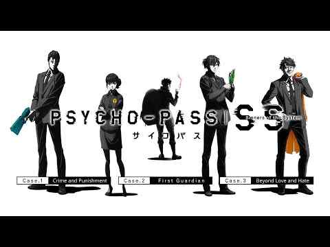Psycho-Pass: Sinners of the System Case 1 Crime and Punishment - trailer