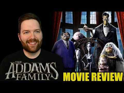 The Addams Family - Chris Stuckmann Movie review