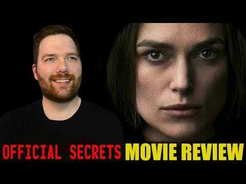 Official Secrets - Chris Stuckmann Movie review