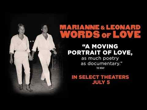 Marianne & Leonard: Words of Love - trailer 1