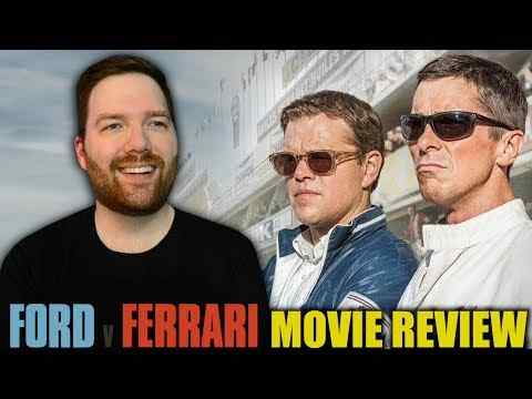 Ford v Ferrari - Chris Stuckmann Movie review