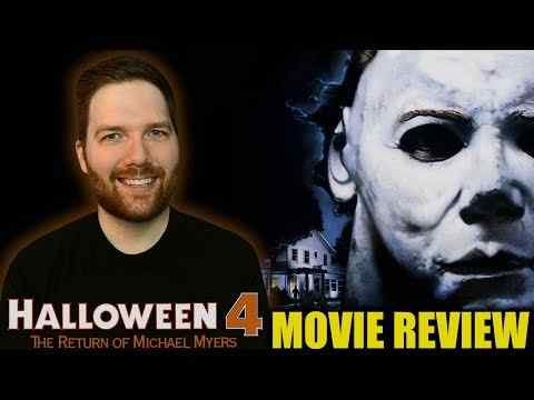 Halloween 4: The Return of Michael Myers - Chris Stuckmann Movie review
