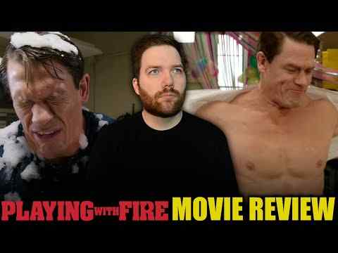 Playing with Fire - Chris Stuckmann Movie review