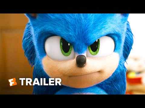 Sonic the Hedgehog - trailer 2