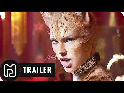 Cats - trailer 2
