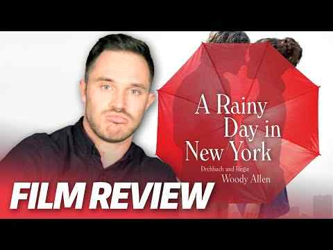 A Rainy Day in New York - Filmfabrik Kritik & Review