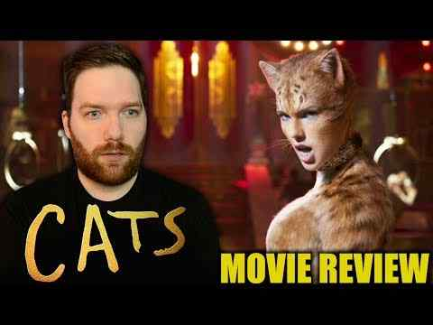 Cats - Chris Stuckmann Movie review