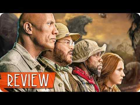 Jumanji: The Next Level - Robert Hofmann Kritik Review