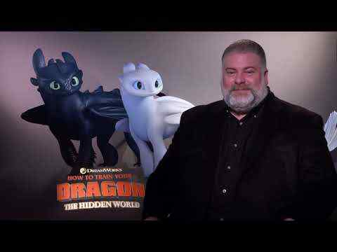 How to Train Your Dragon: The Hidden World - Dean DeBlois Interview