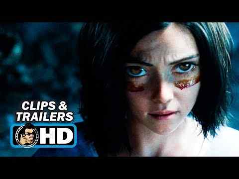 Alita: Battle Angel - Clips & Trailers