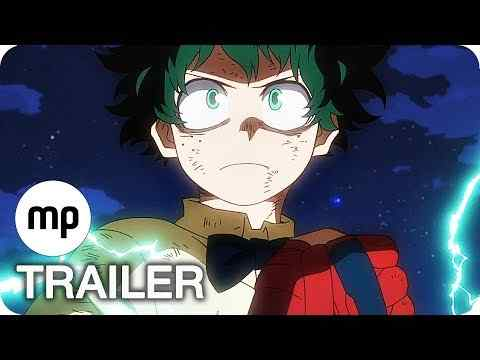 My Hero Academia the Movie: Two Heroes - trailer 1
