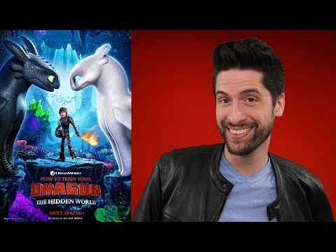 How to Train Your Dragon: The Hidden World - Jeremy Jahns Movie review