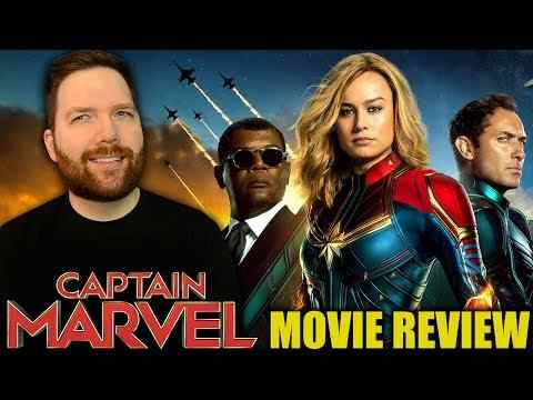 Captain Marvel - Chris Stuckmann Movie review