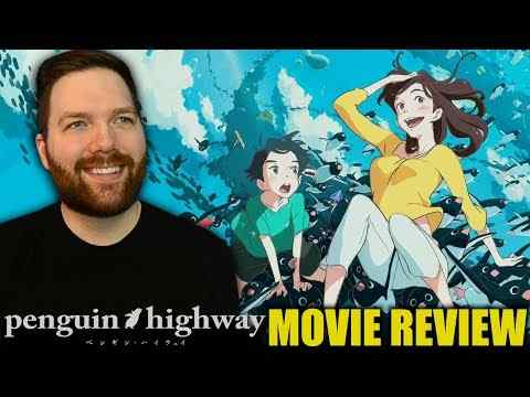 Penguin Highway - Chris Stuckmann Movie review