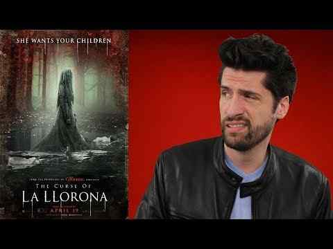 The Curse of La Llorona - Jeremy Jahns Movie review