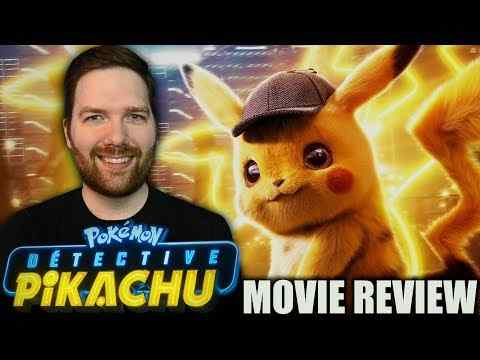 Pokémon Detective Pikachu - Chris Stuckmann Movie review