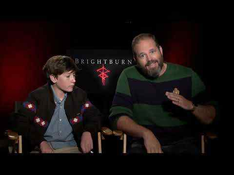 Brightburn - David Denman & Jackson Dunn Interview