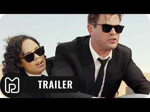 Men in Black: International - trailer 3