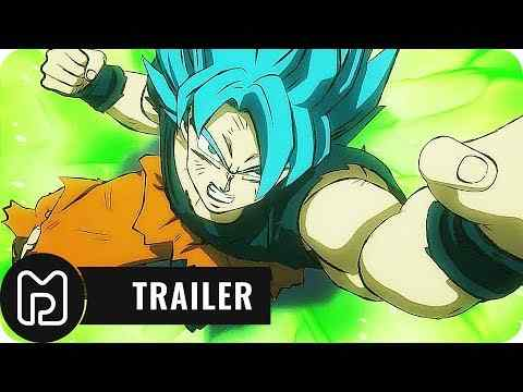 Dragonball Super: Broly - trailer 2
