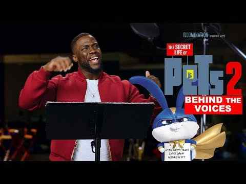 The Secret Life of Pets 2 - Behind the Voices