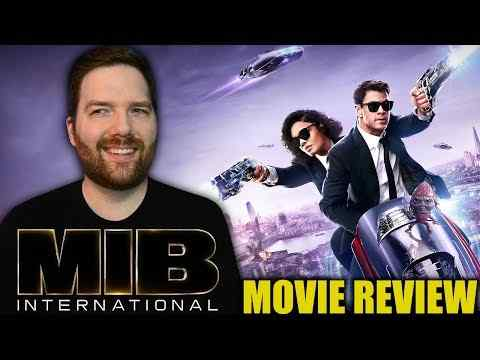 Men in Black: International - Chris Stuckmann Movie review