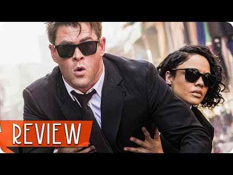 Men in Black: International - Robert Hofmann Kritik Review