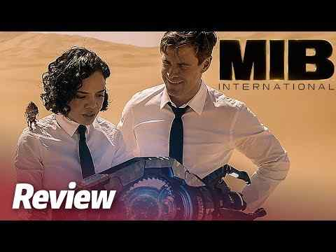 Men in Black: International - Filmfabrik Kritik & Review