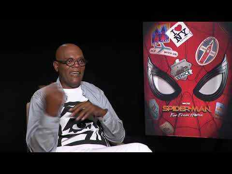 Spider-Man: Far From Home - Samuel L Jackson