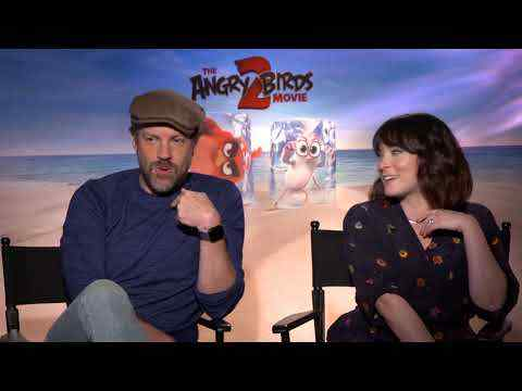 The Angry Birds Movie 2 - Jason Sudeikis