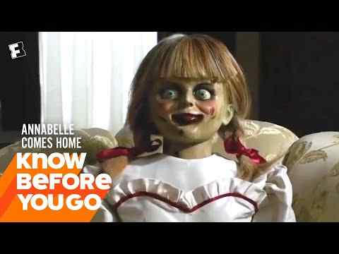 Annabelle Comes Home - Know Before You Go