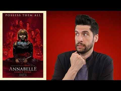 Annabelle Comes Home - Jeremy Jahns Movie review