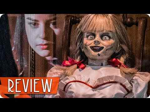Annabelle 3 - Robert Hofmann Kritik Review