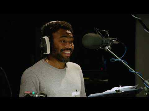 The Lion King - Behind the Scenes Voice Recording - Donald Glover