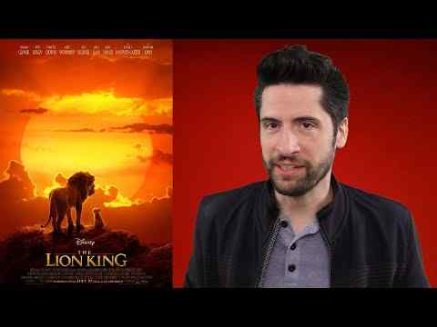 The Lion King - Jeremy Jahns Movie review